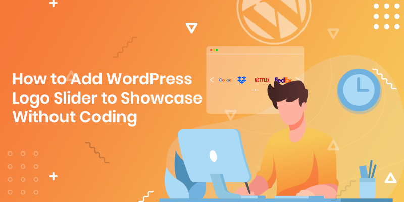 How to Add WordPress Logo Slider to Showcase Without Coding