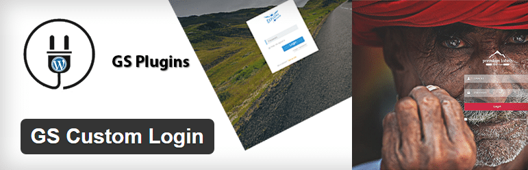 GS Custom Login — WordPress Plugins