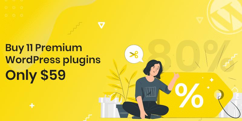 Buy 11 Premium WordPress plugins Only $59