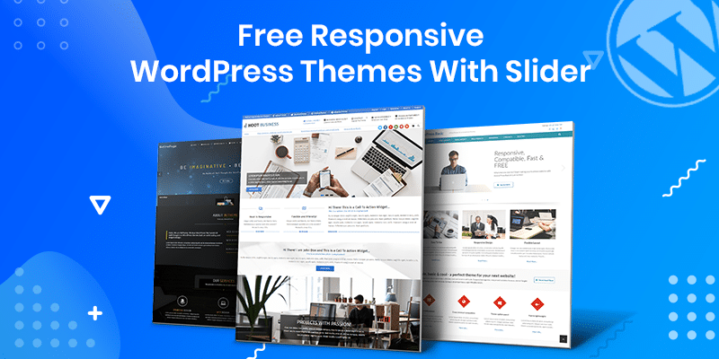 Free Responsive WordPress Themes With Slider