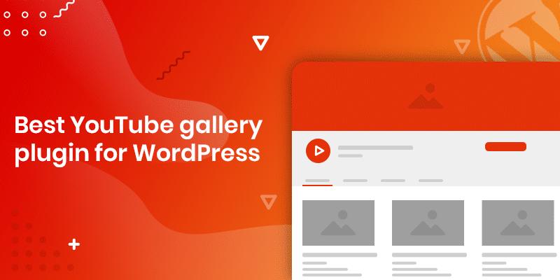 YouTube gallery plugin for WordPress