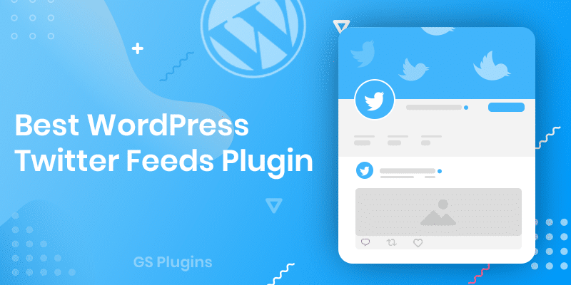 WordPress Twitter Feeds Plugin