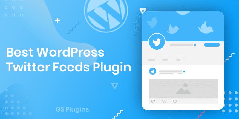 WordPress Twitter Feeds Plugin