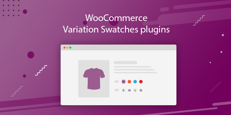 WooCommerce Variation Swatches plugins
