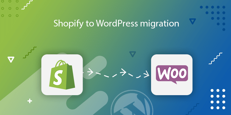 Shopify to WordPress