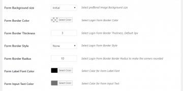 GS_Custom_Login_LOGIN_FORM_Settings