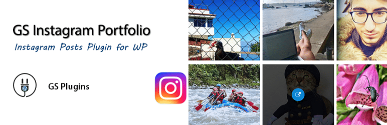WordPress Instagram Plugin | GS Instagram Portfolio