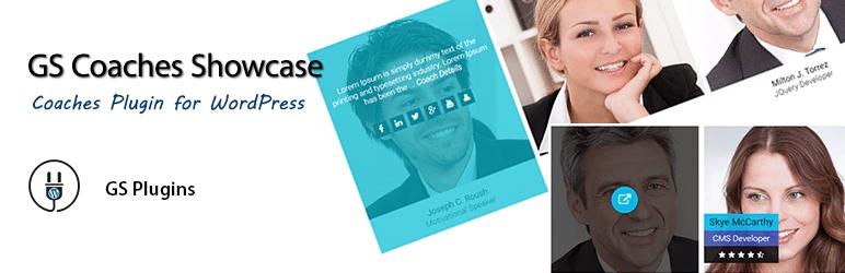 WordPress Coaches Plugin | GS Coach
