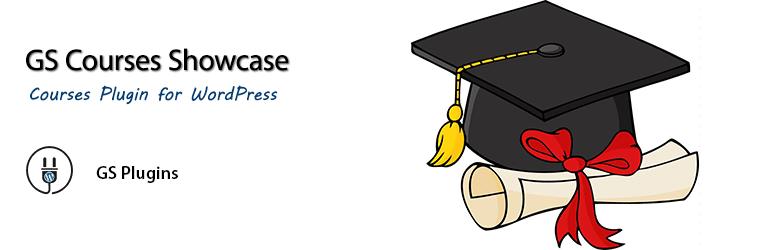 WordPress Courses Plugin | GS Course