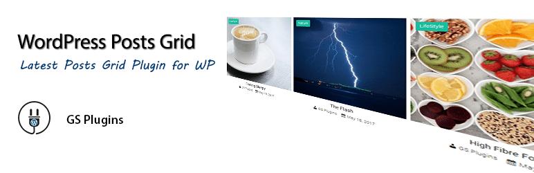 WordPress Posts Grid - GS Plugins