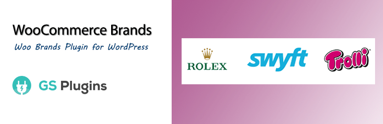 WooCommerce Brands | GS WooCommerce Product Brands